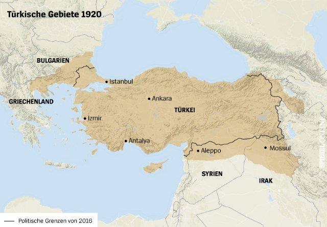 2023 Darf Die Türkei Nach 100 Jahren Wieder An Seine Bodenschätze