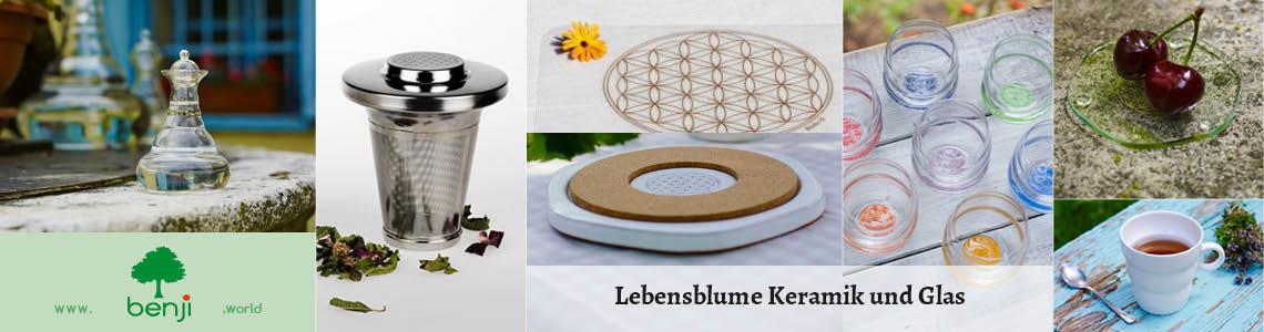 benji Lebensblume Keramik und Glas Produktangebote