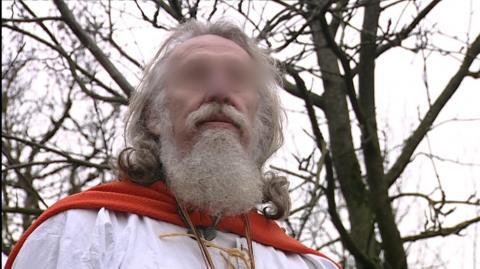 NEO Druide mit Kutte
